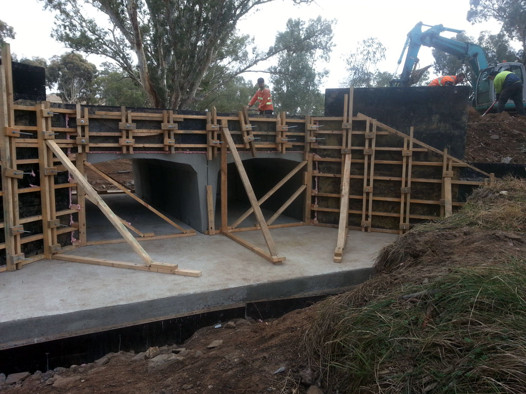 bridge buliding